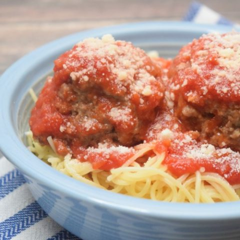 Meatballs in the Microwave