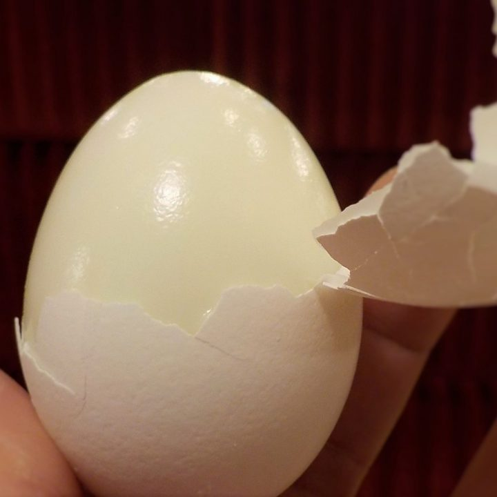 How to make Boiled Eggs in the Microwave