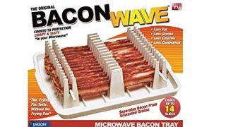 Emson Bacon Wave Microwave Bacon Cooker