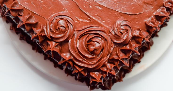 Microwave Layer Cake