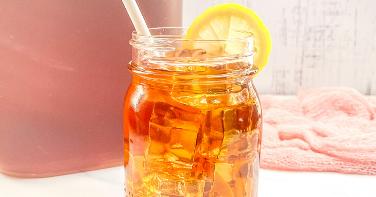 Microwave Iced Tea