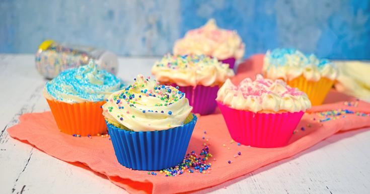 Microwave Cupcakes